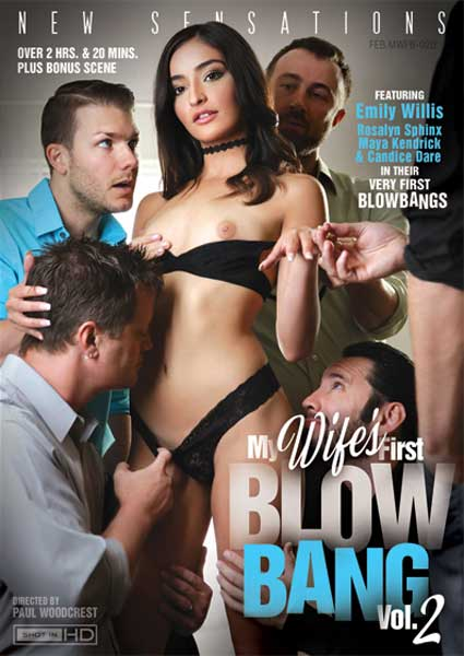 My Wife's First Blowbang 2 Box Cover