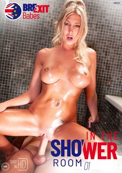 In The Shower Room 1 Box Cover