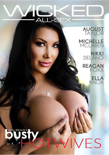 Axel Braun's Busty Hotwives Box Cover