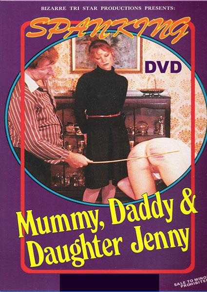 Mummy, Daddy & Daughter Jenny Box Cover