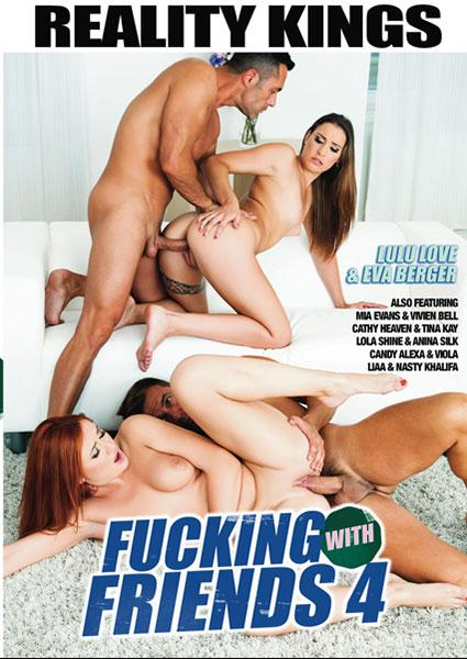 Fucking With Friends 4 Box Cover