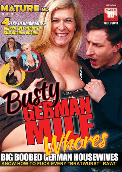 Cover von 'Busty German MILF Whores'
