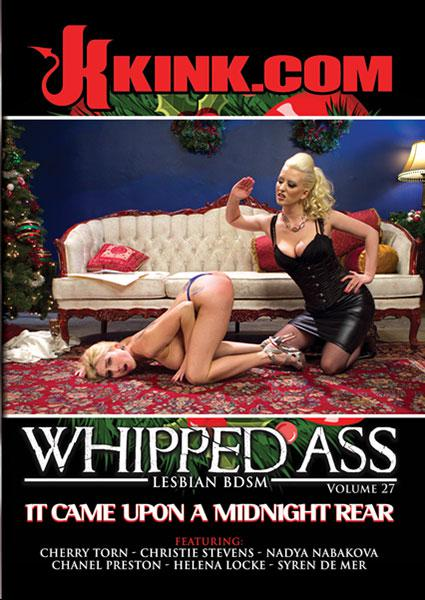 Whipped Ass 27 - It Came Upon A Midnight Rear Box Cover