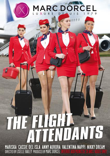 Cover von 'The Flight Attendants (English Language)'