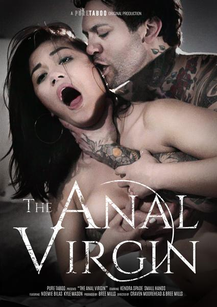 The Anal Virgin Box Cover