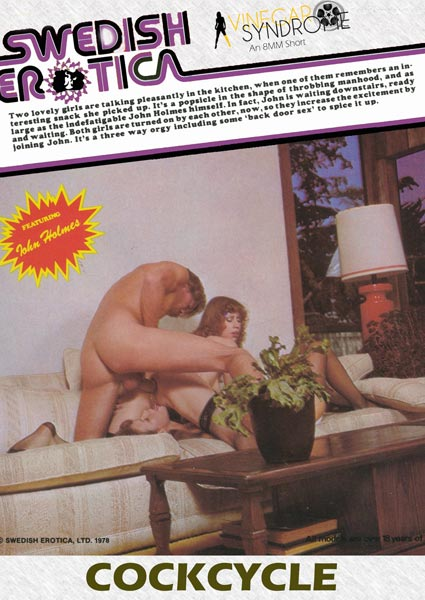 Swedish Erotica 052 - Cockcycle Box Cover