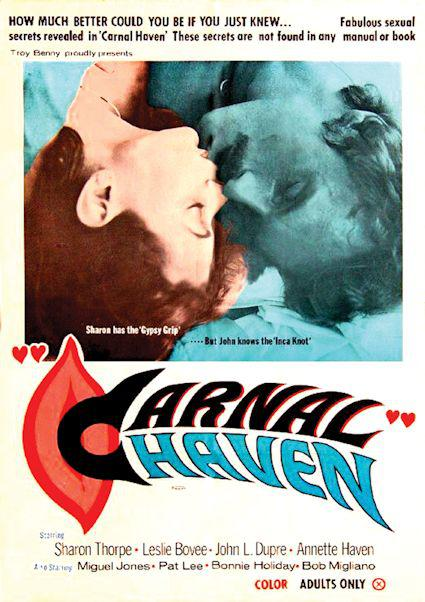 Carnal Haven Box Cover