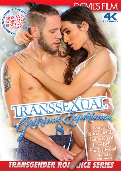 Transsexual Girlfriend Experience 8 Box Cover