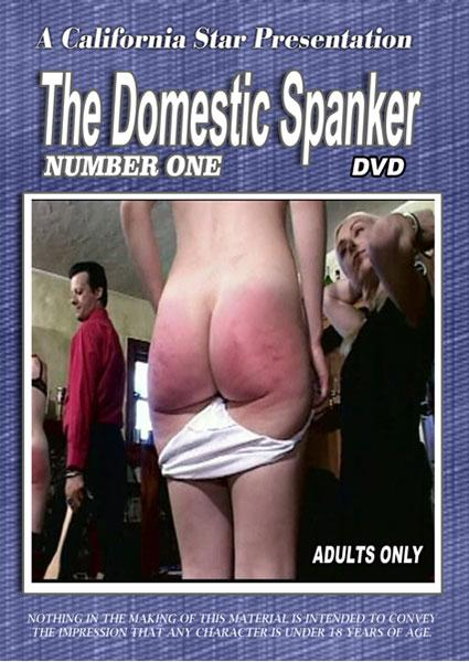 The Domestic Spanker Number One Box Cover