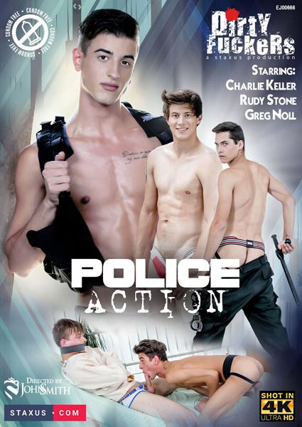 Police Action Box Cover