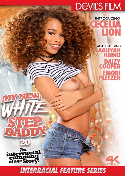 My New White Stepdaddy 20 Box Cover