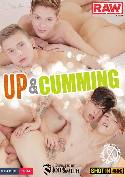 Up and Cumming Box Cover