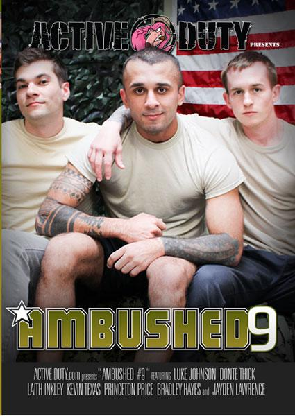 Ambushed #9 Box Cover - Login to see Back