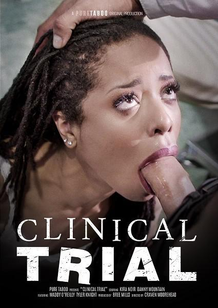 Clinical Trial Box Cover