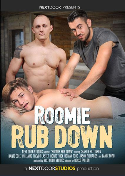 Roomie RubDown Box Cover