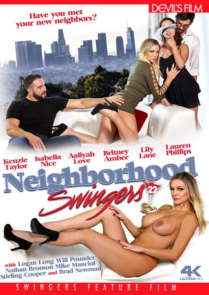 Neighborhood Swingers 22 Box Cover