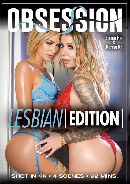 Obsession: Lesbian Edition Box Cover