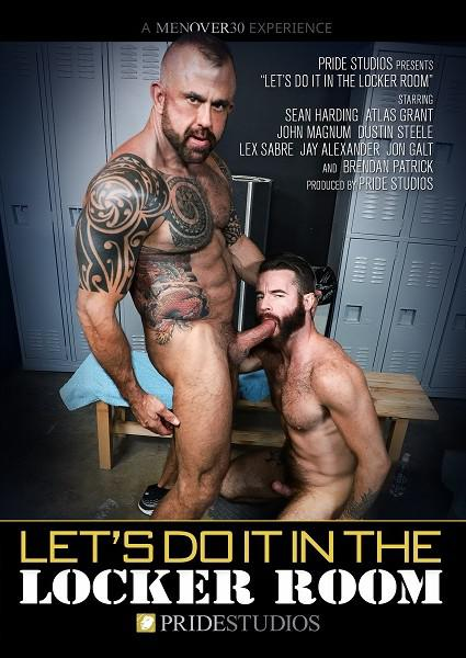 Let's Do It in the Locker Room Box Cover - Login to see Back