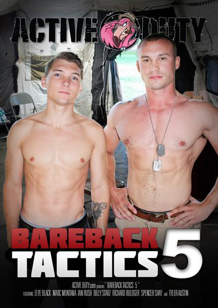 Bareback Tactics #5 Box Cover - Login to see Back