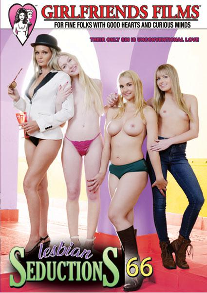 Lesbian Seductions 66 Box Cover