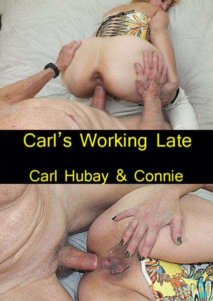 Carl's Working Late Box Cover