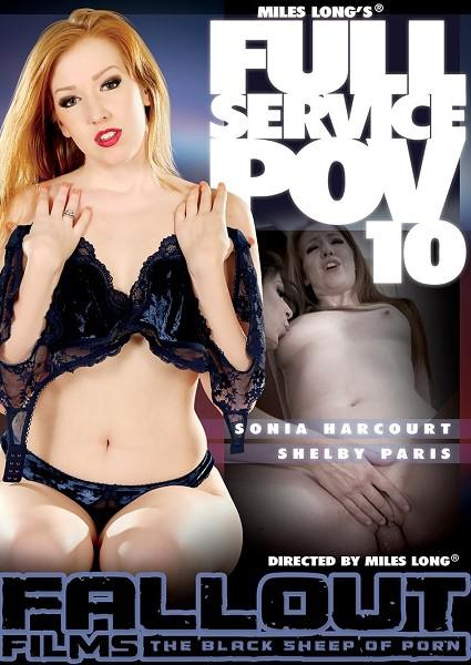 Full Service POV 10 Box Cover