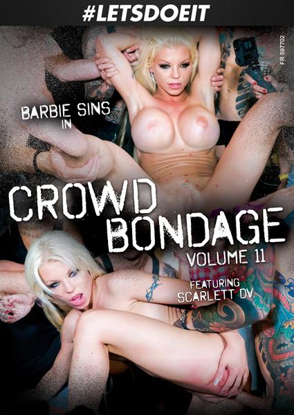 Crowd Bondage Volume 11 Box Cover - Login to see Back