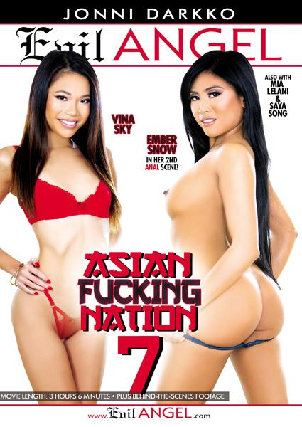 Asian Fucking Nation 7 Box Cover