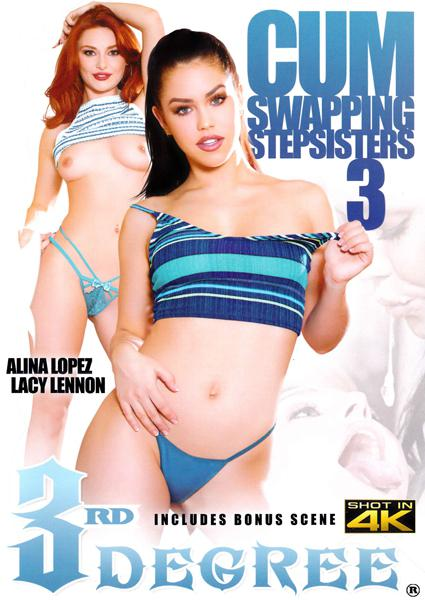 Cum Swapping Stepsisters 3 Box Cover