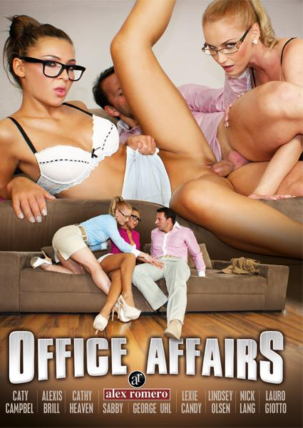Office Affairs Box Cover