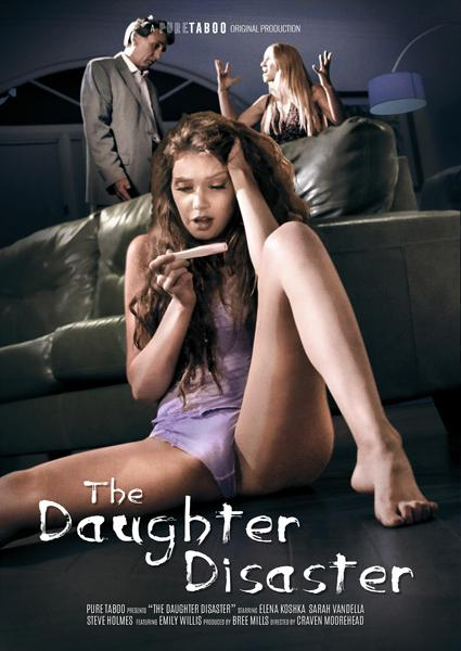 The Daughter Disaster Box Cover