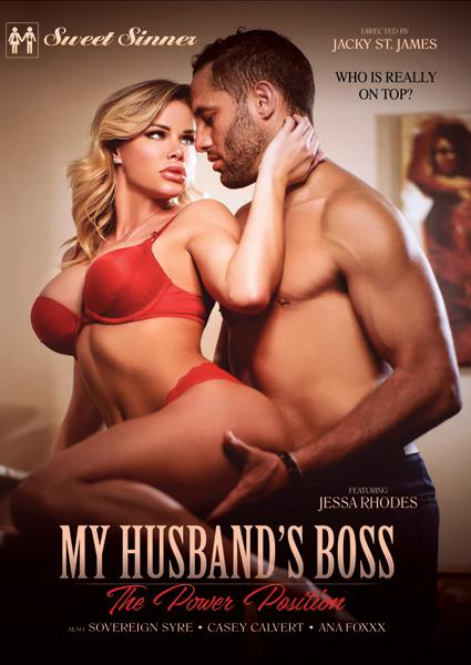 My Husband's Boss - The Power Position Box Cover