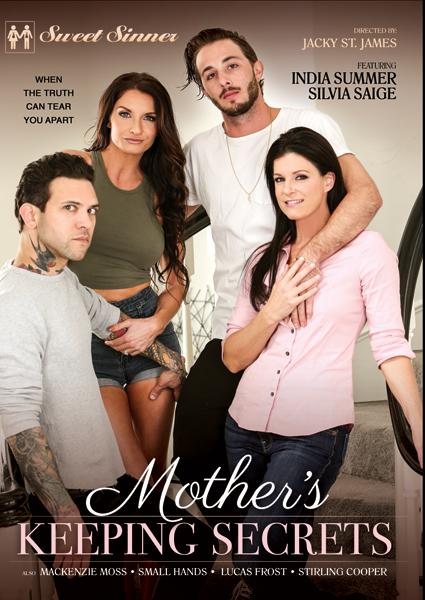 Mother's Keeping Secrets Box Cover