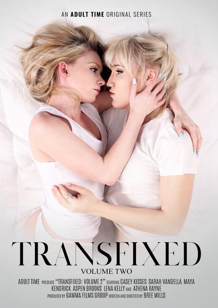 Transfixed Volume Two Box Cover