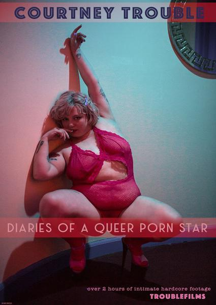 Diaries Of A Queer Porn Star Box Cover