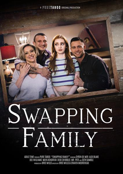Swapping Family Box Cover