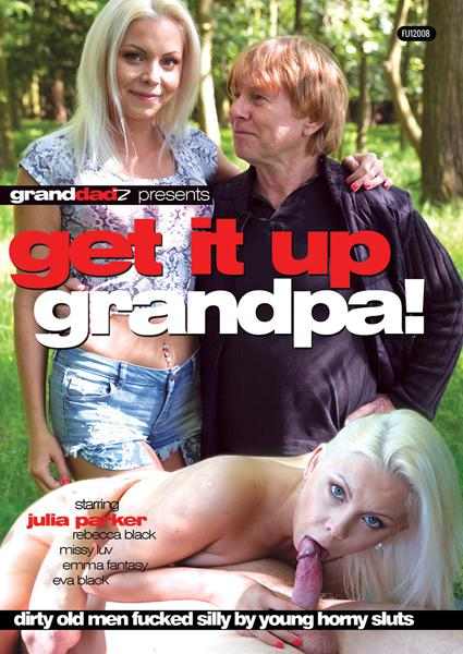 Get It Up Grandpa Box Cover