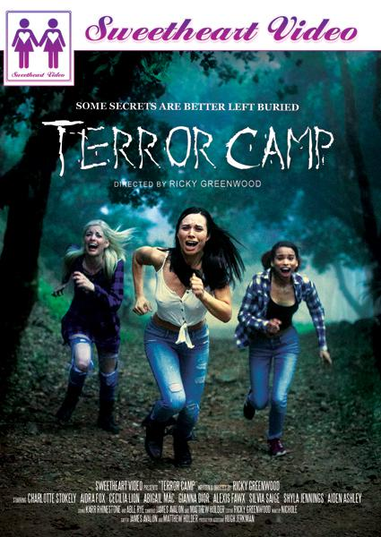 Terror Camp Box Cover