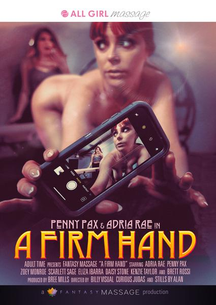 A Firm Hand Box Cover
