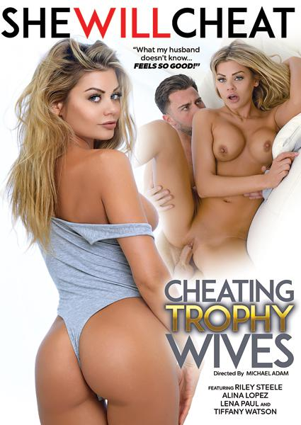 Cheating Trophy Wives Box Cover