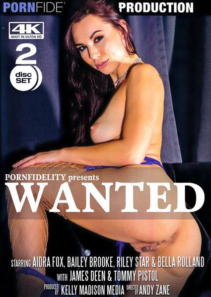 Wanted (Disc 2) Box Cover