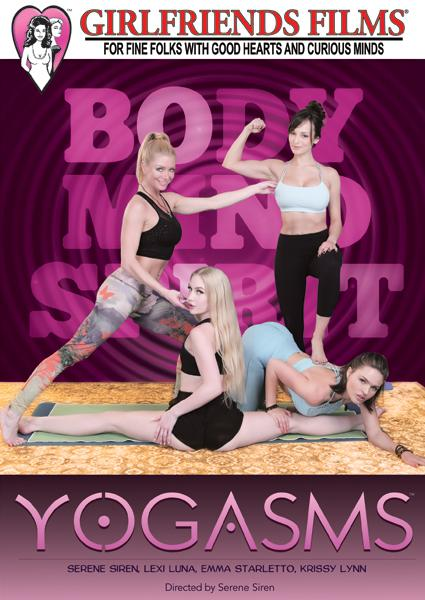 Yogasms Box Cover