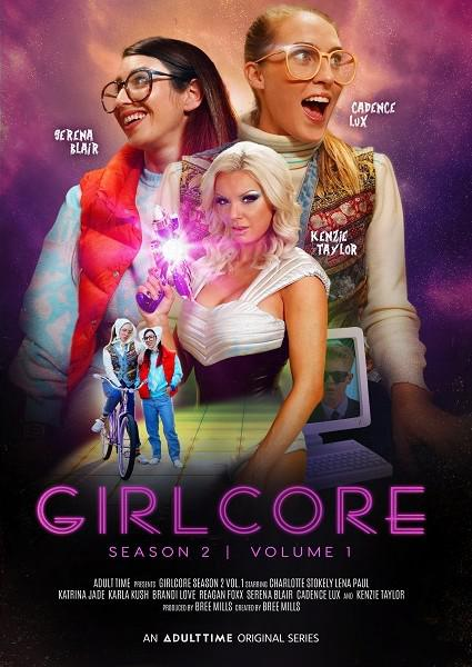 Girlcore Season 2 Volume 1 Box Cover