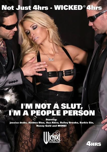 I'm Not A Slut, I'm A People Person Box Cover