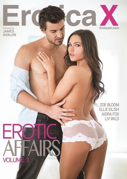 Erotic Affairs 3 Box Cover - Login to see Back