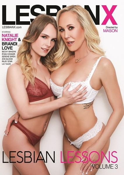 Lesbian Lessons 3 Box Cover - Login to see Back