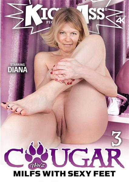 Cougar Paws 3 - MILFs With Sexy Feet Box Cover - Login to see Back