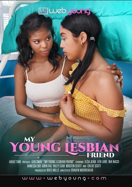 My Young Lesbian Friend Box Cover
