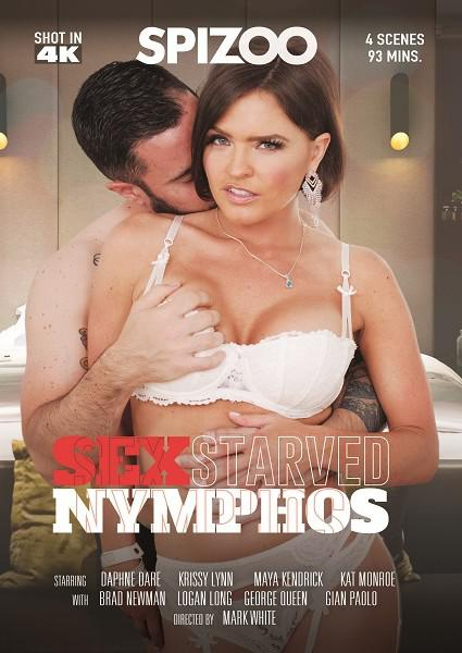 Sex Starved Nymphos Box Cover - Login to see Back