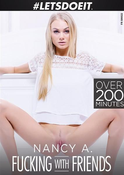 Nancy A. Fucking With Friends Box Cover